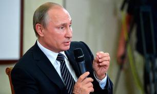 """Владимир Путин: Китай провел  """"самый душевный саммит"""""""