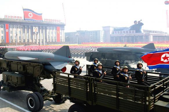 Военная разведка США заподозрила КНДР в производстве ядерного оружия
