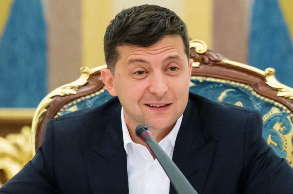 """Зеленский """"сыграл багдадского султана"""""""