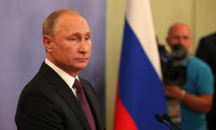 Песков объяснил, что значит цвет защитного костюма Путина