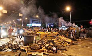 Протестные митинги нанесли ущерб Минску на 15 млн рублей