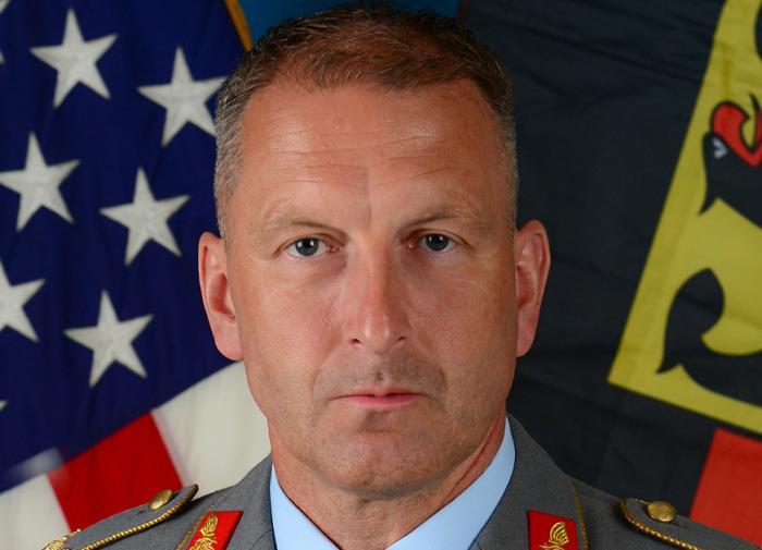Немецкий генерал: опаснее России только исламский терроризм