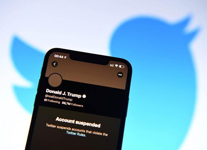 Гендиректор Twitter: блокировка Трампа была правильным решением