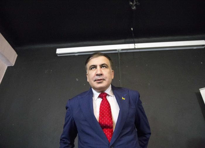 """Саакашвили объяснил, почему Москва хочет """"перекрыть"""" для Киева Чёрное море"""