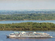 Уголки России: Волга — главная улица страны