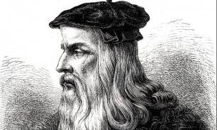 Закон трения открыл Леонардо да Винчи?