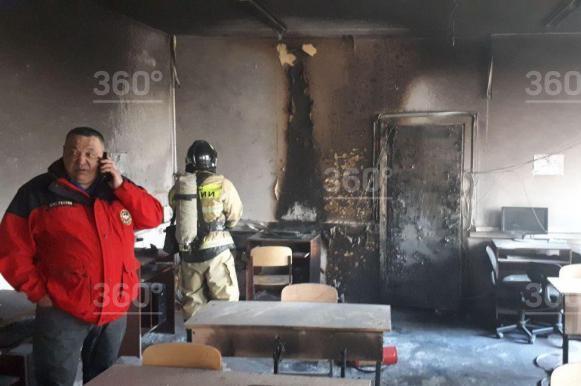 Стали известны подробности о нападении в школе в Стерлитамаке