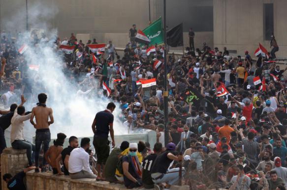 Волна ненависти и крови: протесты в Ираке продолжаются