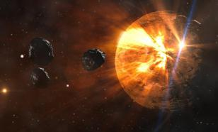Элементы органической жизни обнаружены на метеоритах