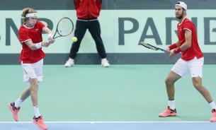 Российские теннисисты узнали соперников на Australian Open
