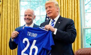 ФИФА призывает не наказывать футболистов, поддерживающих протесты в США