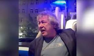 В полиции утверждают, что Ефремов был один в машине в момент ДТП