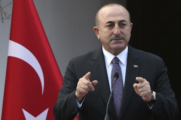 """Турция ждет саммит """"астанинской тройки"""" по Сирии"""