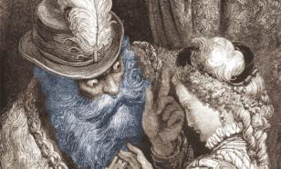 Синяя борода - невезучий муж или садист-провокатор?