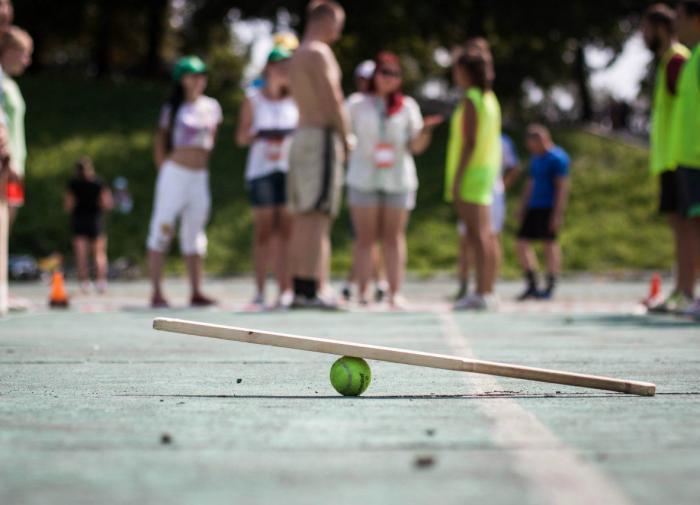 Николай Сапелкин: спортивная нагрузка у игроков в лапту выше, чем у футболистов