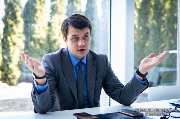 Спикер Рады уверен, что на Украине живет только один народ