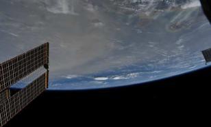 Российский космонавт заснял пять неизвестных объектов в космосе
