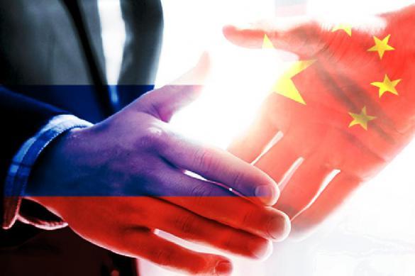 Россия и Китай поменялись ролями?