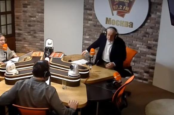 Все подробности: Шевченко и Сванидзе подрались из-за Сталина