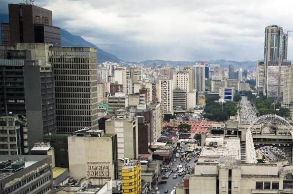 Посольство РФ сообщило о спокойной обстановке в столице Венесуэлы