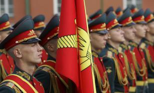 Солдат Почетного караула: элита, красота и гордость