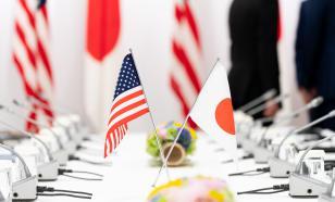 """СМИ Японии: в Токио помогли Вашингтону """"надавить"""" на Пекин"""