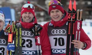 Большунов и Клебо узнали стартовые номера на гонку в Фалуне