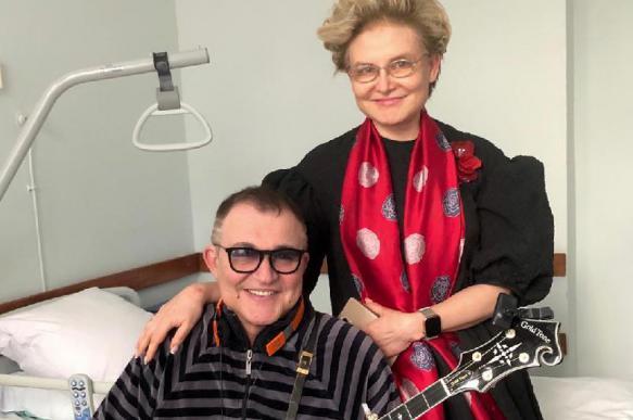 Перенесший инсульт Дибров пообещал Малышевой бросить курить