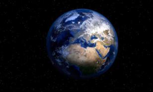 Специалисты NASA показали Землю с пересохшими океанами