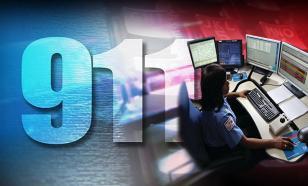 """В США заблокировался сервис службы спасения """"911"""""""