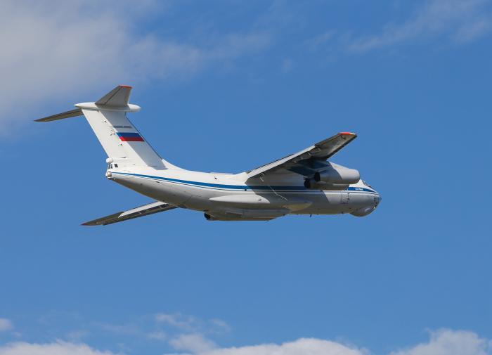 Российские военные самолёты пролетели над странами НАТО