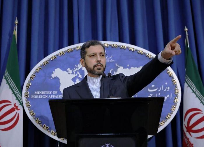 Иран высказался по ситуации на границе Азербайджана и Армении