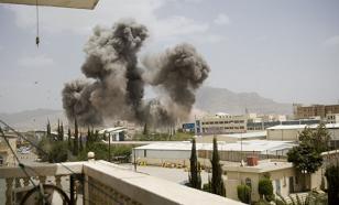 Столица Йемена подверглась авиаударам ВВС аравийской коалиции