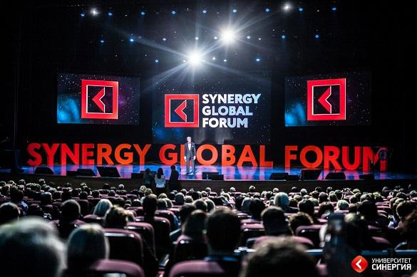 Synegry Global Forum -  Глобальный форум для глобального прорыва