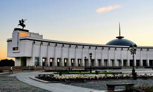 Музей Победы покажет кадры Парада 1945 года
