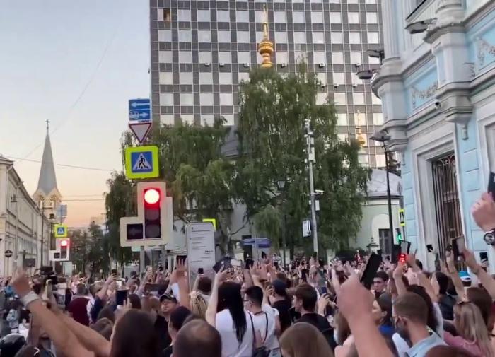 Белоруссия — сочетание факторов протеста