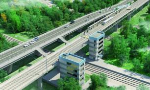 Трамвайный мост соединит столичные районы Чертаново и Бирюлево