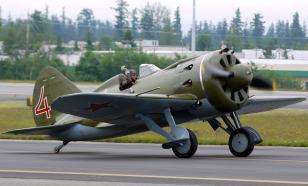Истребитель Су-27 перехватил  разведывательный самолёт США
