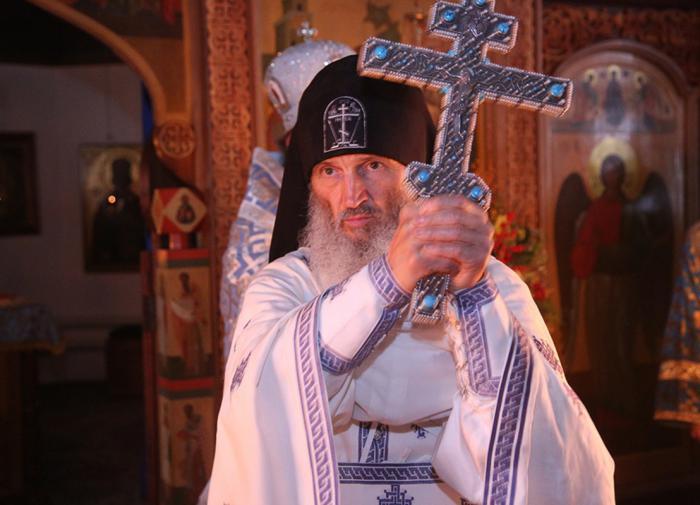 Отлучённый от церкви монах Сергий смог открыть новый храм на Урале