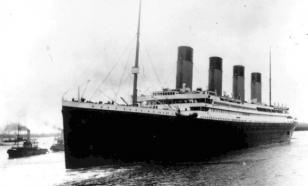 "Внутри ""Титаника"" могут находиться останки погибших"