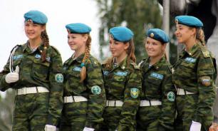 В российской армии служат более 41 тысячи женщин