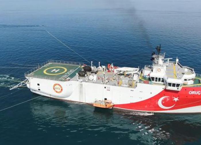 """Греция, Египет и Кипр осудили """"агрессию"""" Турции в Средиземном море"""