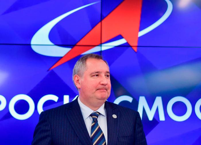 """""""Это большой успех"""": Рогозин поздравил Китай с посадкой аппарата на Марс"""