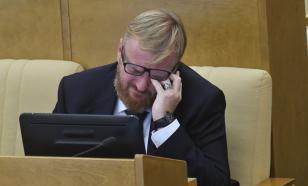 """Не надо путать: Милонов высказался о коллекторах-""""сволочах"""" и получил ответ"""