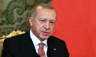 "Эрдоган сказал ""Слава Украине"" на встрече с Зеленским"