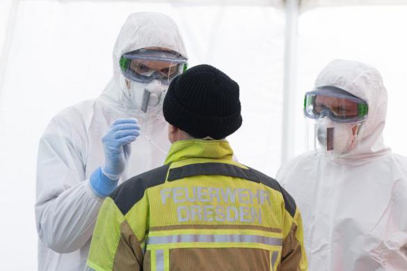 Больше 1,61 млн тестов на коронавирус провели медики в России