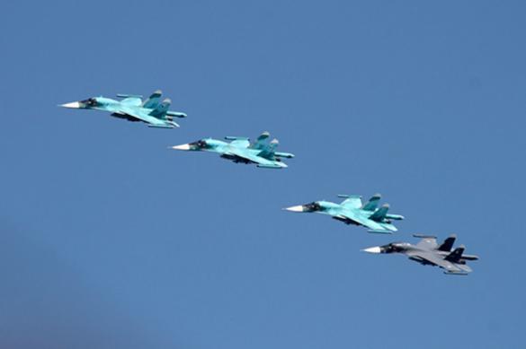 В небе Чечни и Северной Осетии впервые пройдет воздушный парад