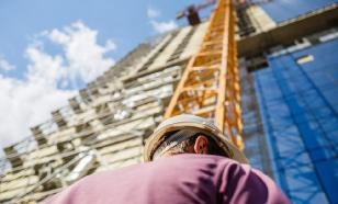 В Москве рабочие погибли при обрушении строительной люльки