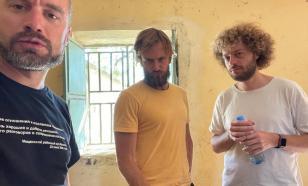Задержанные в Южном Судане россияне освобождены