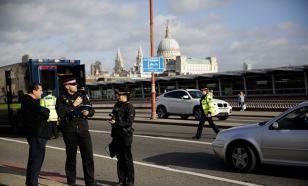 Над центром Лондона кружат вертолеты, с улиц эвакуируют людей